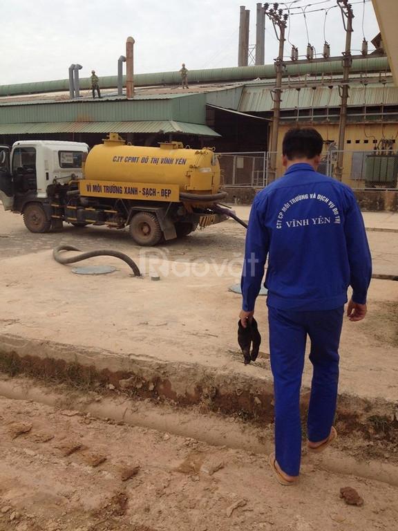 Dịch vụ thông tắc khu vực Quận Thanh Xuân (ảnh 4)