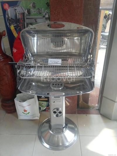Bếp nướng than hoa inox dùng ngoài trời CK585