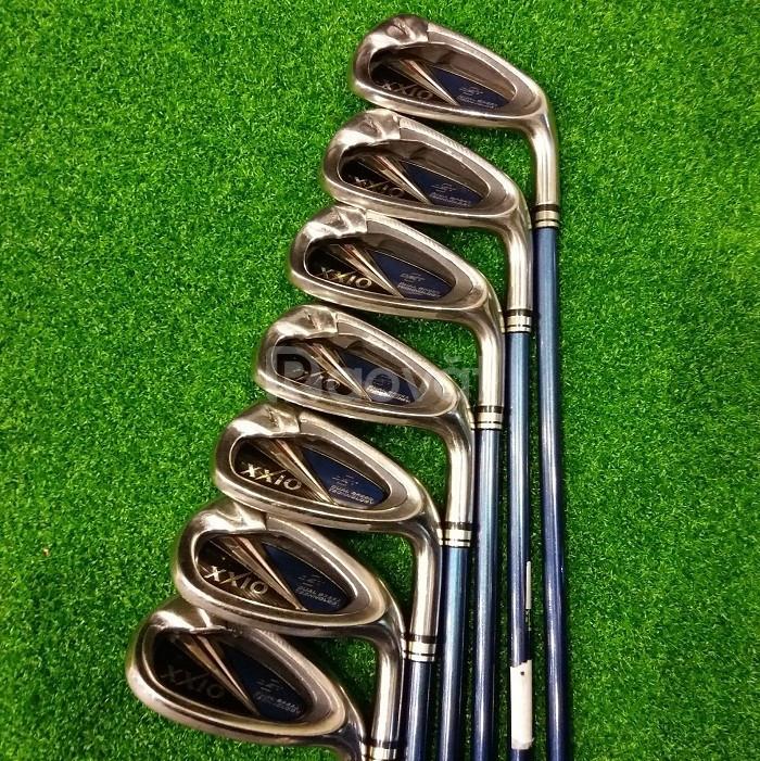 Bộ gậy golf iron XXIO MP800 cũ (qua sử dụng)