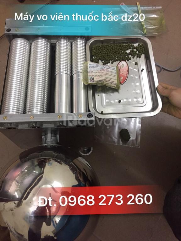 Máy làm viên thuốc đông y, máy vo viên thuốc đông y bán tự động ST106