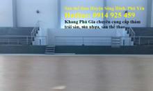 Cung cấp sàn vinyl thể thao Ecosport Floor cho thi đấu