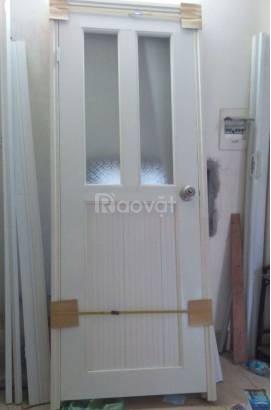 Cửa nhựa nhà vệ sinh giá rẻ (ảnh 3)
