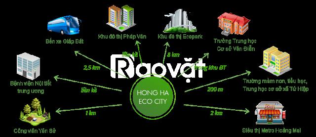 Bán gấp căn 06 đẹp dự án Hồng Hà Eco City giá 1.6 tỷ - 75m2 (ảnh 6)