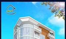 Nhận thiết kế nhà phố, biệt thự, giá rẻ, quận 12, Hóc Môn