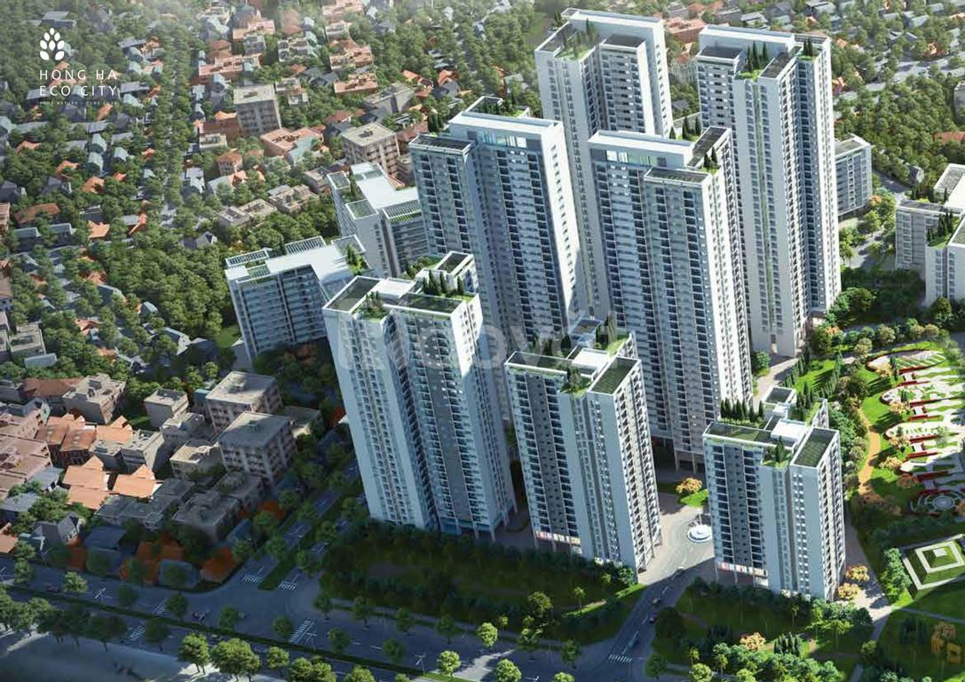Bán gấp căn 06 đẹp dự án Hồng Hà Eco City giá 1.6 tỷ - 75m2 (ảnh 5)