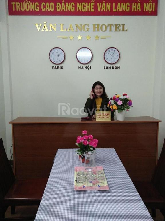 Học chứng chỉ nghiệp vụ lễ tân, học nghiệp vụ lễ tân cấp tốc Đà Nẵng