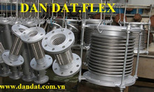 Ống nối mềm công nghiệp dẫn xăng dầu, khớp nối mềm, ống mềm inox