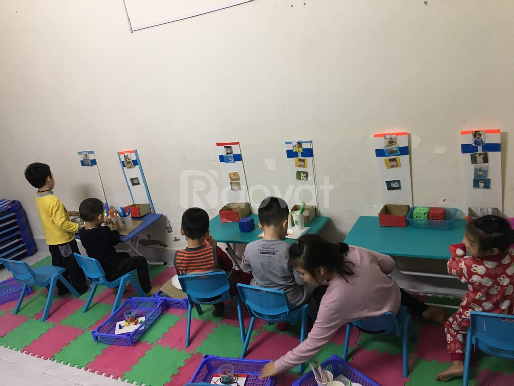 Trung tâm dạy trẻ tự kỷ, chậm nói tại Từ Sơn - Bắc Ninh