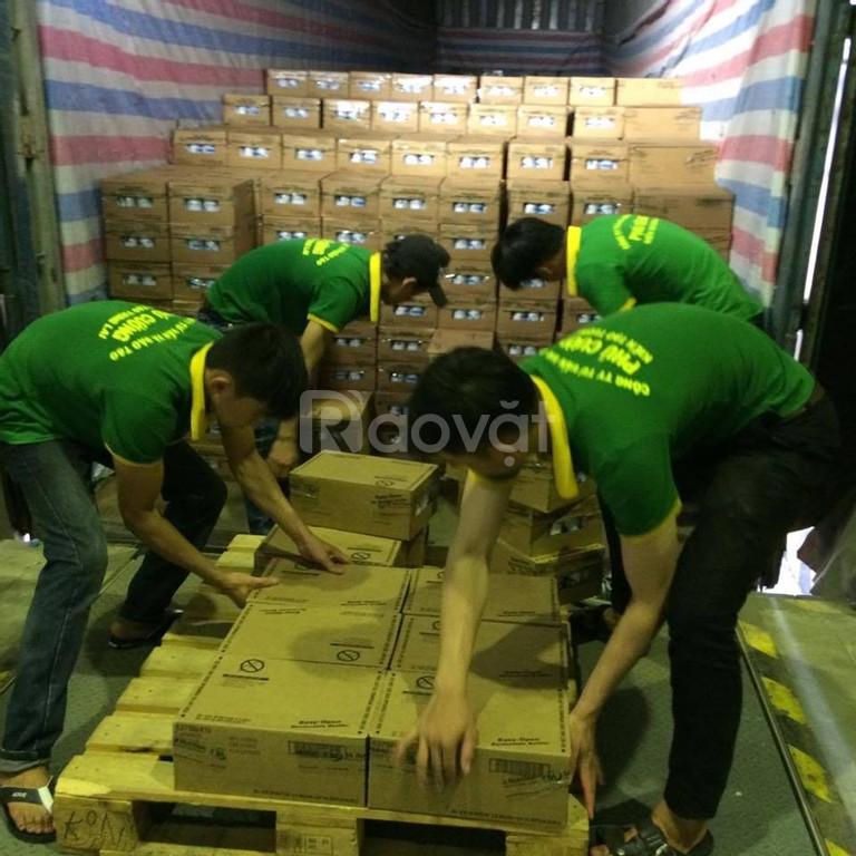 Phú Cường cung cấp dịch vụ bốc xếp hàng hóa