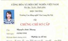 Khai giảng khóa học Lễ Tân khách sạn tại Đà Nẵng