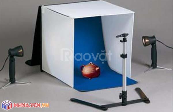 Cho thuê hộp chụp sản phẩm 60x60 (không đèn)