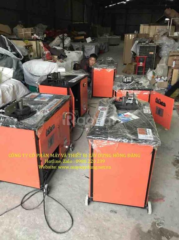 Máy uốn đai sắt GF20 - giá rẻ tại HN
