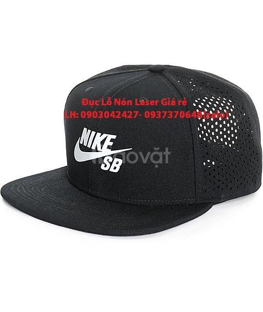 Đục lỗ nón Laser giá rẻ
