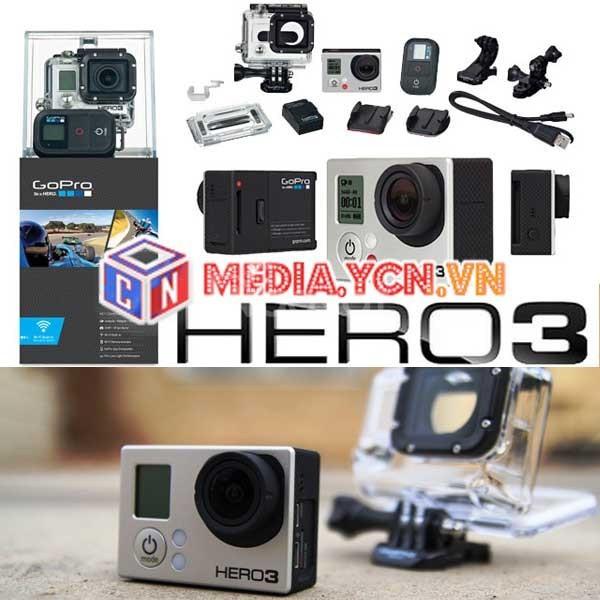 Cho thuê GoPro Hero 3 Hà Nội