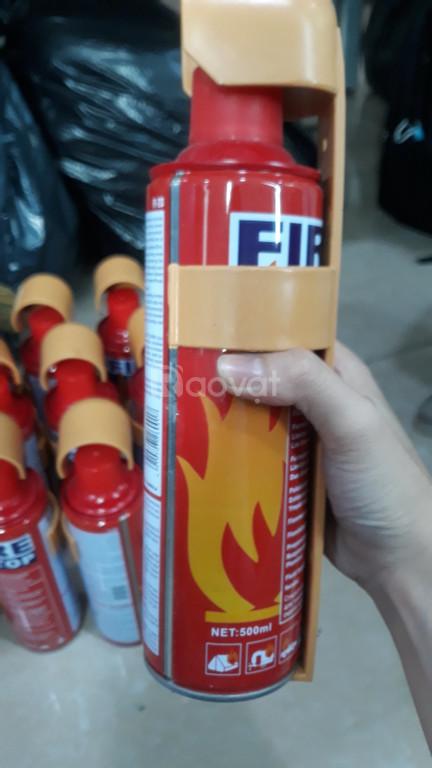 Cần thanh lý 14 bình chữa cháy mini cầm tay tại TPHCM