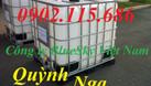 Bồn nhựa 1000l, tank nhựa 1000l, bồn nhựa có khung thép (ảnh 3)