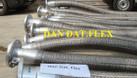 Ống nối mềm inox, khớp nối mềm, khớp chống rung inox (ảnh 5)
