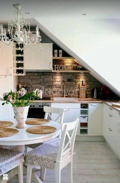 Thiết kế và đóng tủ bếp