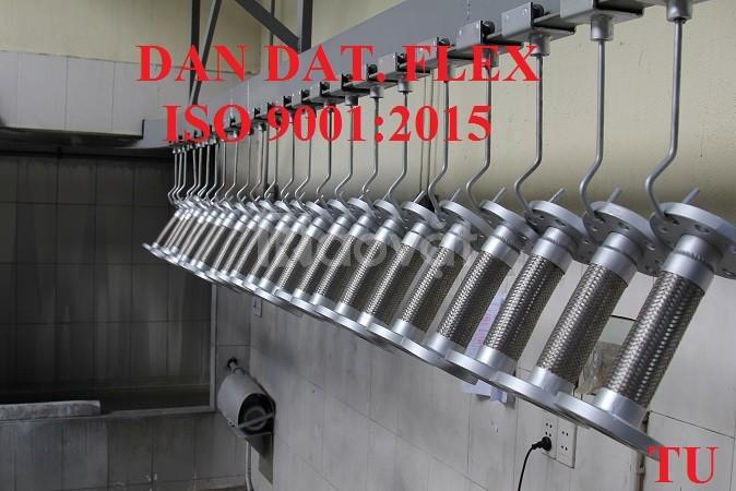 Khớp nối mềm chống rung inox/ khớp chống rung inox