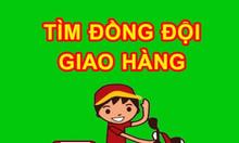 Cần tuyển gấp giao hàng làm việc tại Tân Phú