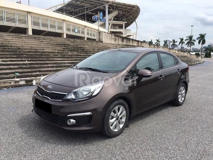 Bán xe Kia Rio 2016 số tự động nhập Korea, xe gia đình sử dụng (ảnh 1)
