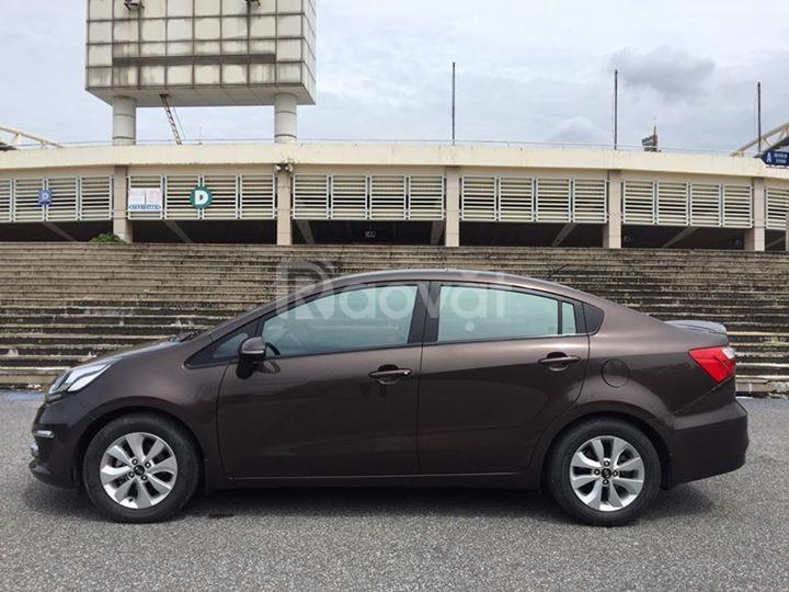 Bán xe Kia Rio 2016 số tự động nhập Korea, xe gia đình sử dụng (ảnh 4)