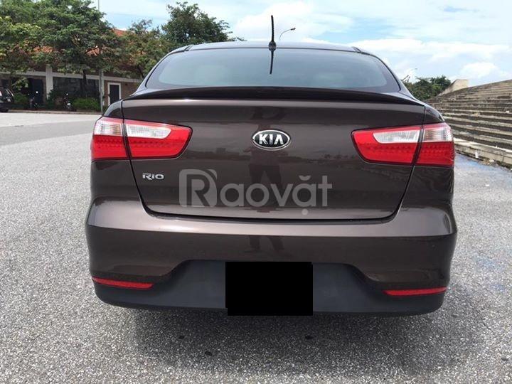 Bán xe Kia Rio 2016 số tự động nhập Korea, xe gia đình sử dụng (ảnh 6)