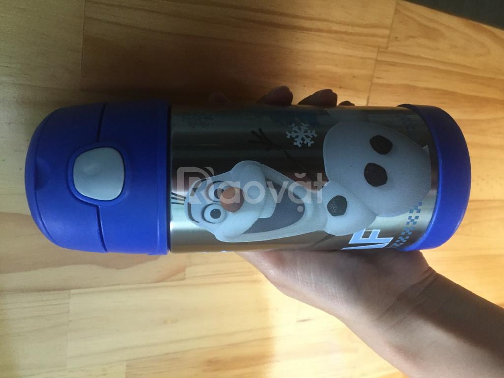 Bình nước uống giữ nhiệt hoạt hình Thermos cho trẻ em
