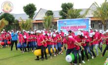 Teambuilding kết nối - khu du lịch Trường Huy