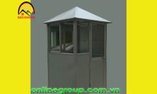 Nhà bảo vệ nhà bảo vệ lắp ghép nhà bảo vệ giá rẻ