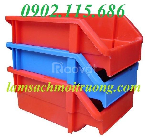 Khay nhựa A5, hộp nhựa A5, khay nhựa chống tầng, khay nhựa giá rẻ