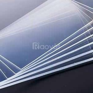 Nhựa Mica tĩnh điện hàng có sẵn tại 254 Lĩnh Nam, LH Mr.Hưng