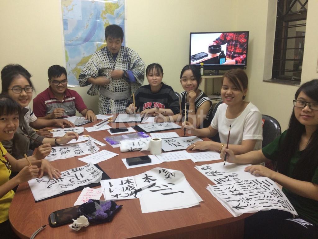 Học tiếng Nhật với người Nhật tại lớp học Thủ Đức, quận 9