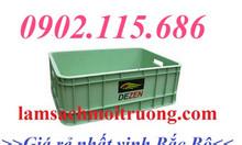 Thùng nhựa cơ khí, hộp nhựa cơ khí, thùng nhựa đựng phụ tùng