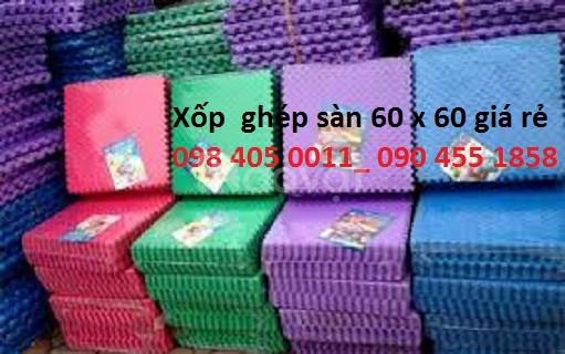 Xốp trải sàn mầm non giá rẻ (ảnh 1)
