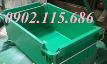 Hộp nhựa đặc, thùng nhựa đặc, hộp nhựa cơ khí,thùng nhựa đựng phụ tùng