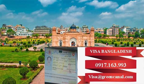 Tư vấn làm Visa đi Bangladesh bao đậu toàn thị trường