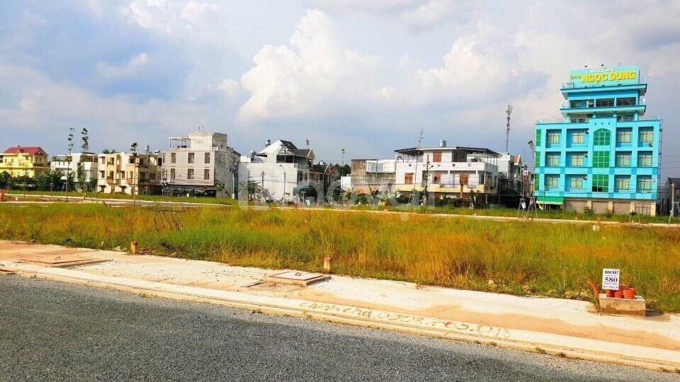 Ngân hàng thanh lý, 90m2 đất đường Nguyễn Thị Tồn, TP. Biên Hòa