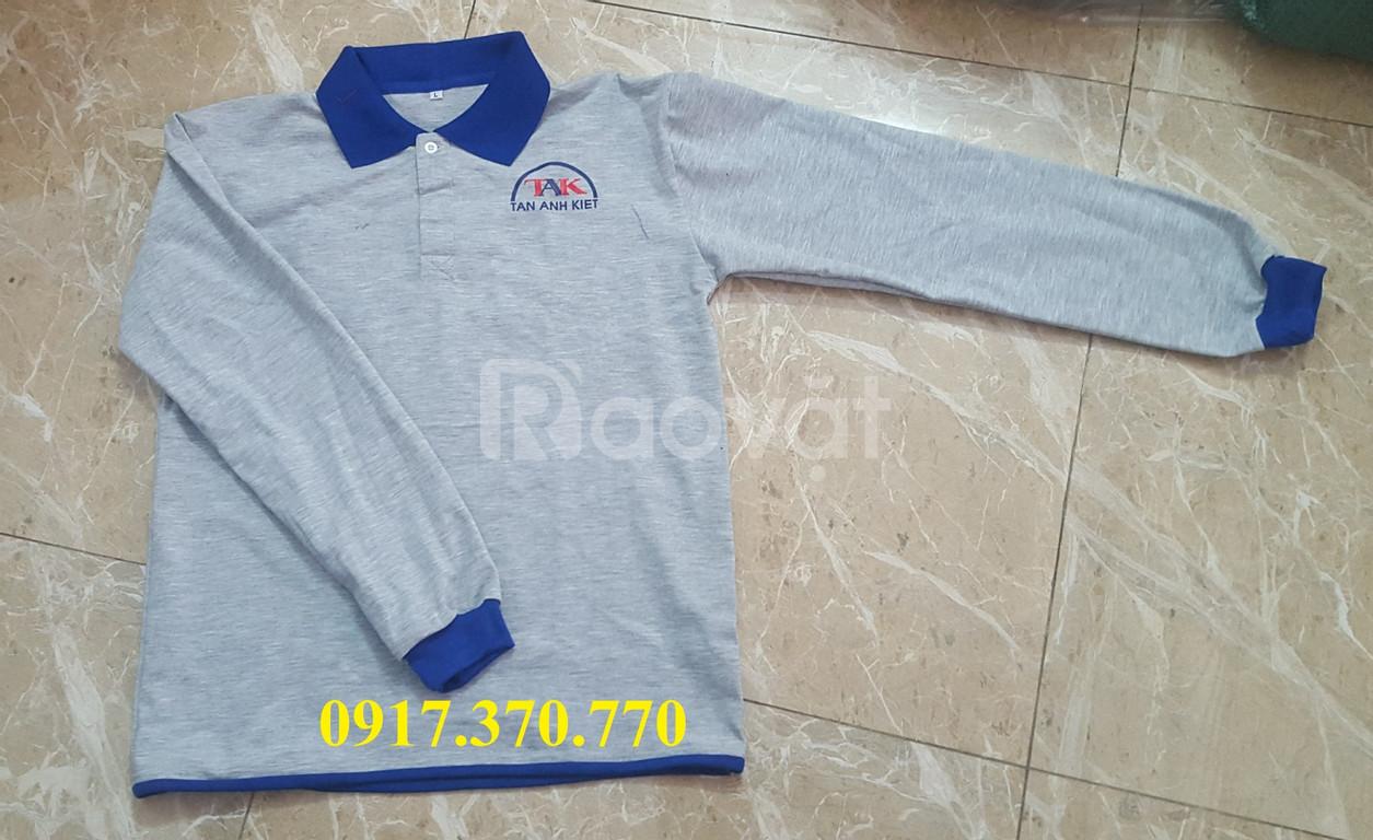 Xưởng may áo thun Polo, áo thun cá sấu giá rẻ HCM (ảnh 6)