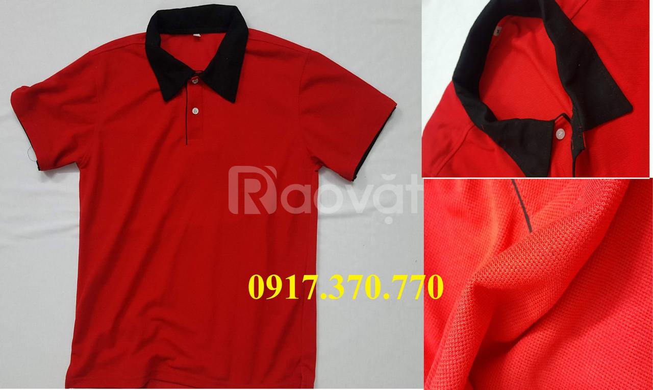 Xưởng may áo thun Polo, áo thun cá sấu giá rẻ HCM (ảnh 1)