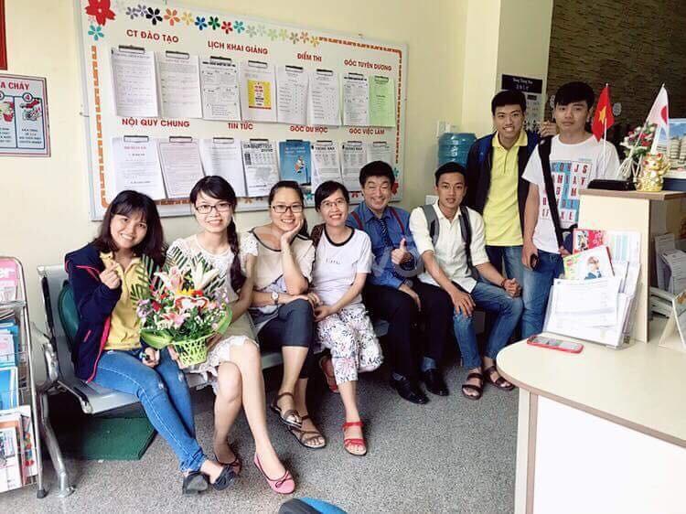 Trung tâm học tiếng Nhật Thủ Đức