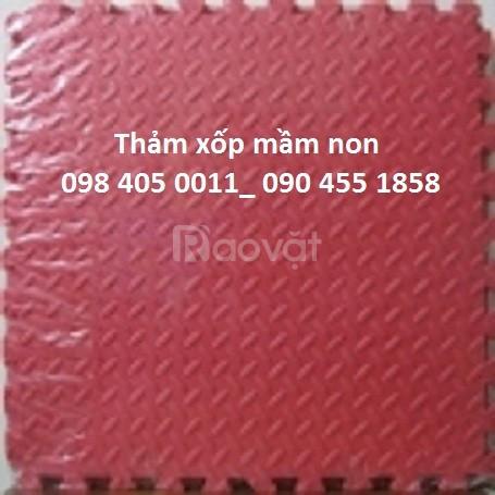 Xốp trải sàn mầm non giá rẻ (ảnh 5)