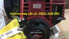 Máy cắt cỏ/xạc cỏ/xới đất/bơm nước tưới cây đa năng Honda GX35 (ảnh 8)
