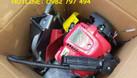 Máy cắt cỏ/xạc cỏ/xới đất/bơm nước tưới cây đa năng Honda GX35 (ảnh 3)