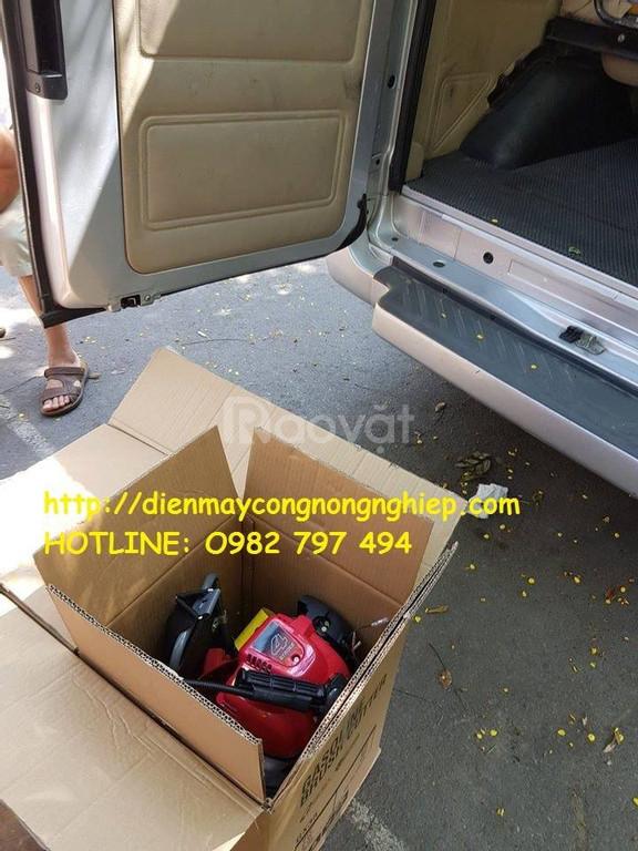 Máy cắt cỏ/xạc cỏ/xới đất/bơm nước tưới cây đa năng Honda GX35 (ảnh 6)