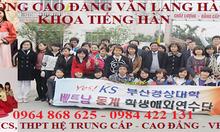 Tìm địa chỉ đào tạo ngành tiếng Hàn Quốc chất lượng tại Hà Nội