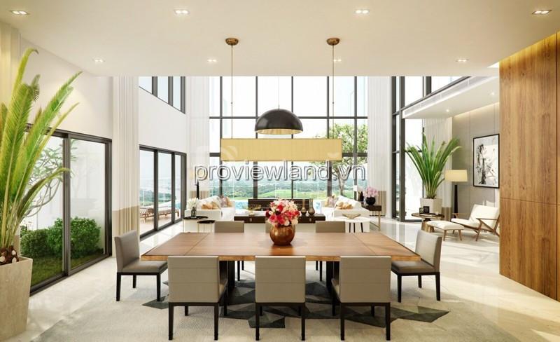 Bán căn Penthouse Gateway  Thảo Điền 450m2 2 tầng thông nhau 4PN (ảnh 5)