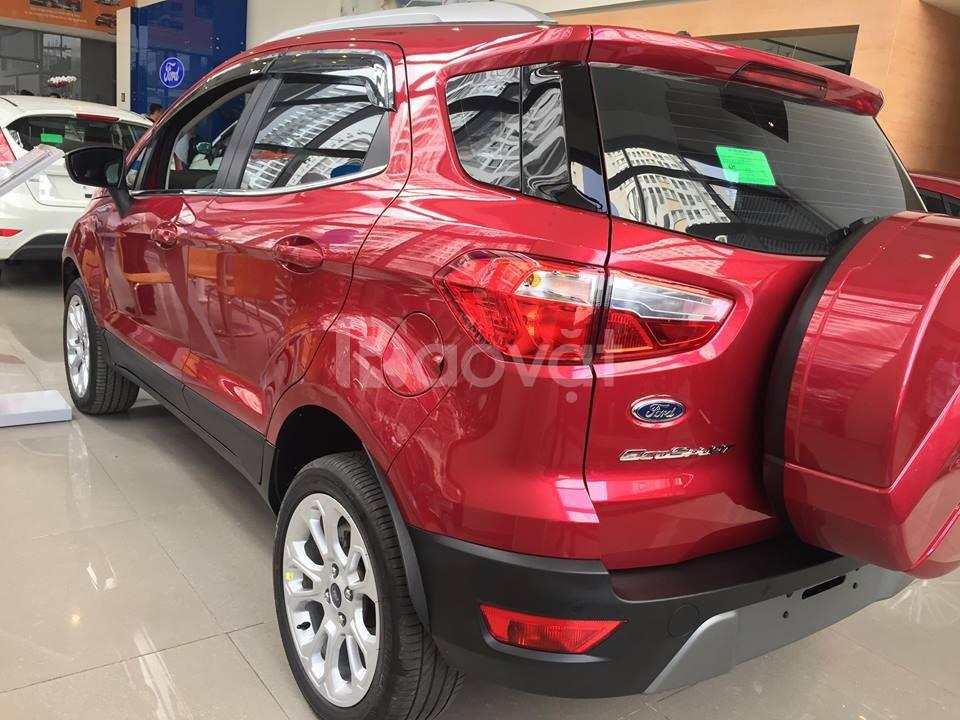 Ford Ecosport giá tốt nhận xe ngay hỗ trợ duyệt ngân hàng đến 80% (ảnh 4)