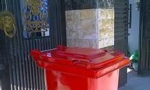 Thùng rác composite 240L - thùng rác công cộng - bán thùng rác nhựa