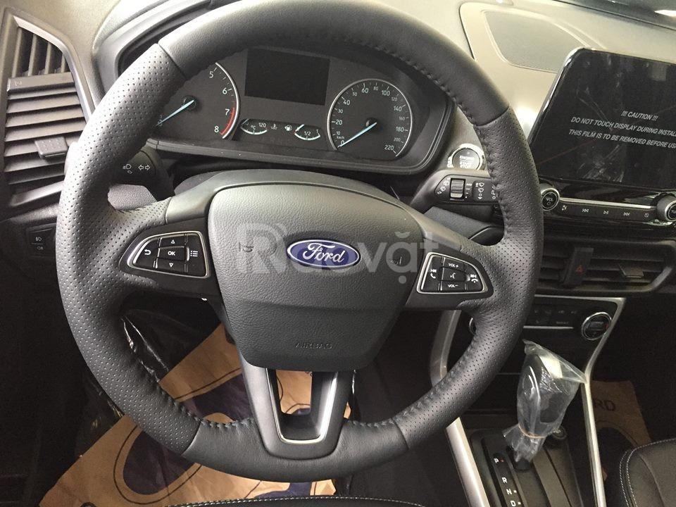 Ford Ecosport giá tốt nhận xe ngay hỗ trợ duyệt ngân hàng đến 80% (ảnh 5)